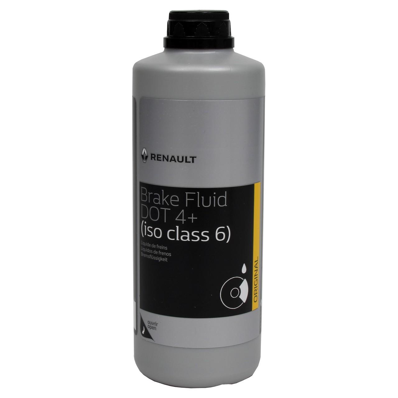 ORIGINAL Renault Bremsflüssigkeit 7711575504 03-50-006 DOT 4+ brake fluid 500ml
