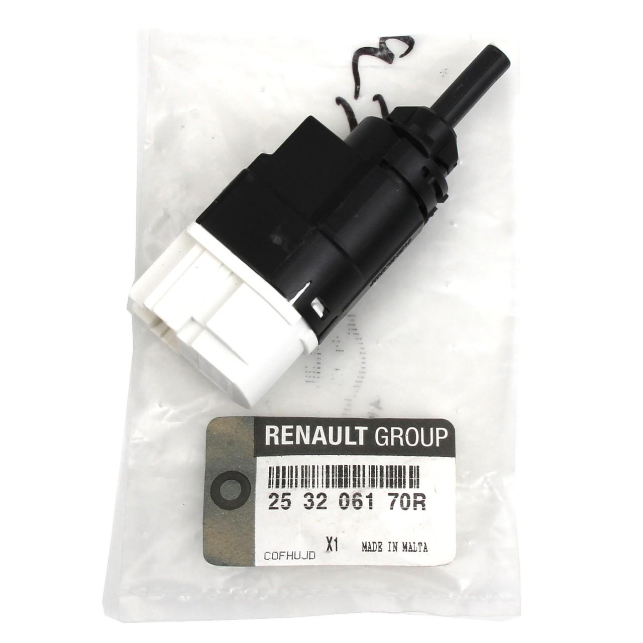 ORIGINAL Renault Bremslichtschalter Schalter Bremslicht Clio Modus 253206170R