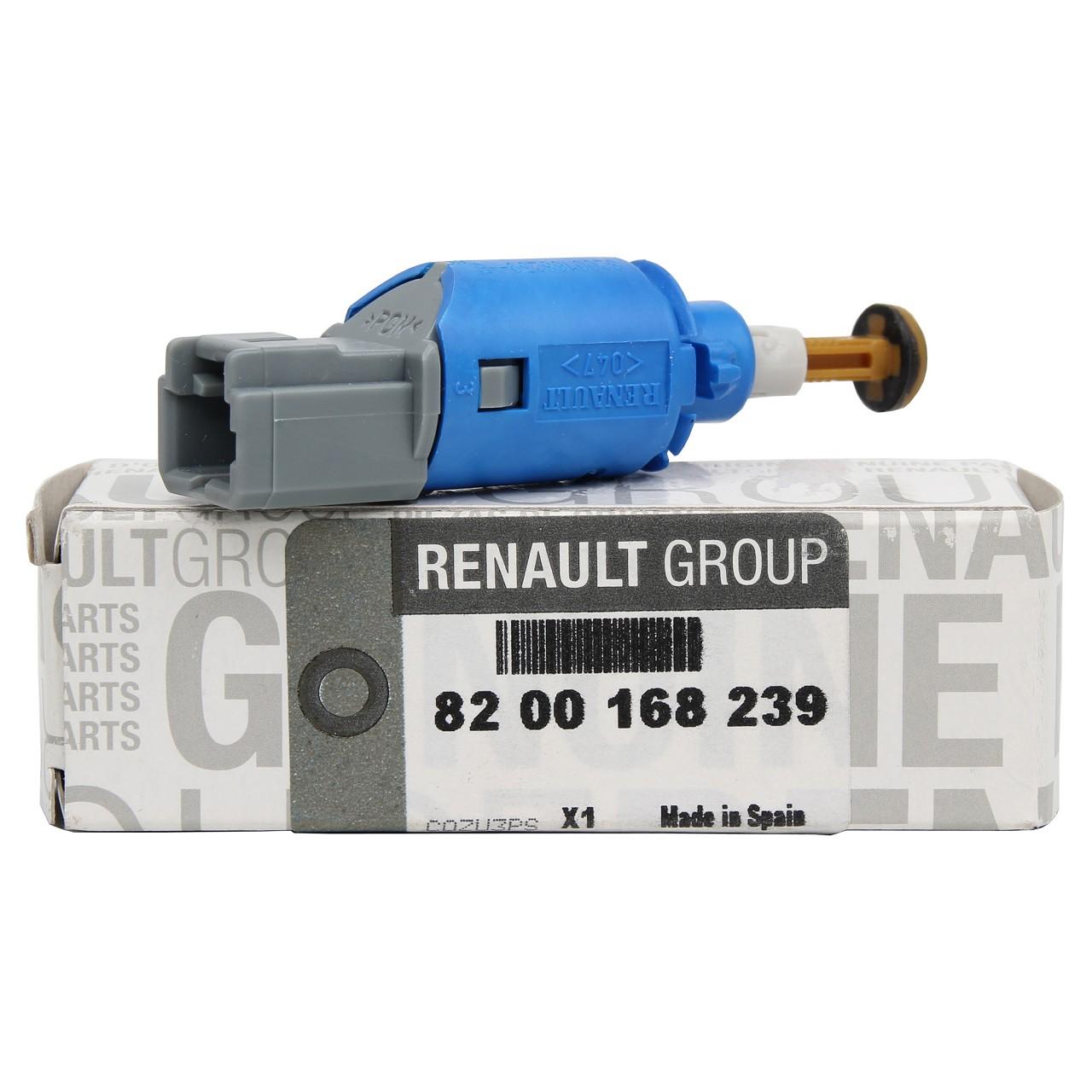 ORIGINAL Renault Bremslichtschalter CLIO III ESPACE IV KANGOO LAGUNA 8200168239