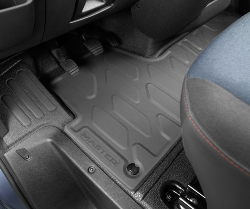 ORIGINAL Renault Gummimatten Fußmatten Satz MASTER III 2-teilig 7711426008