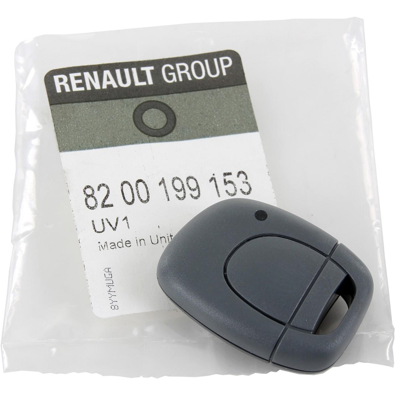 ORIGINAL Renault Sender Funkfernbedienung Fernbedienung TWINGO I 8200199153