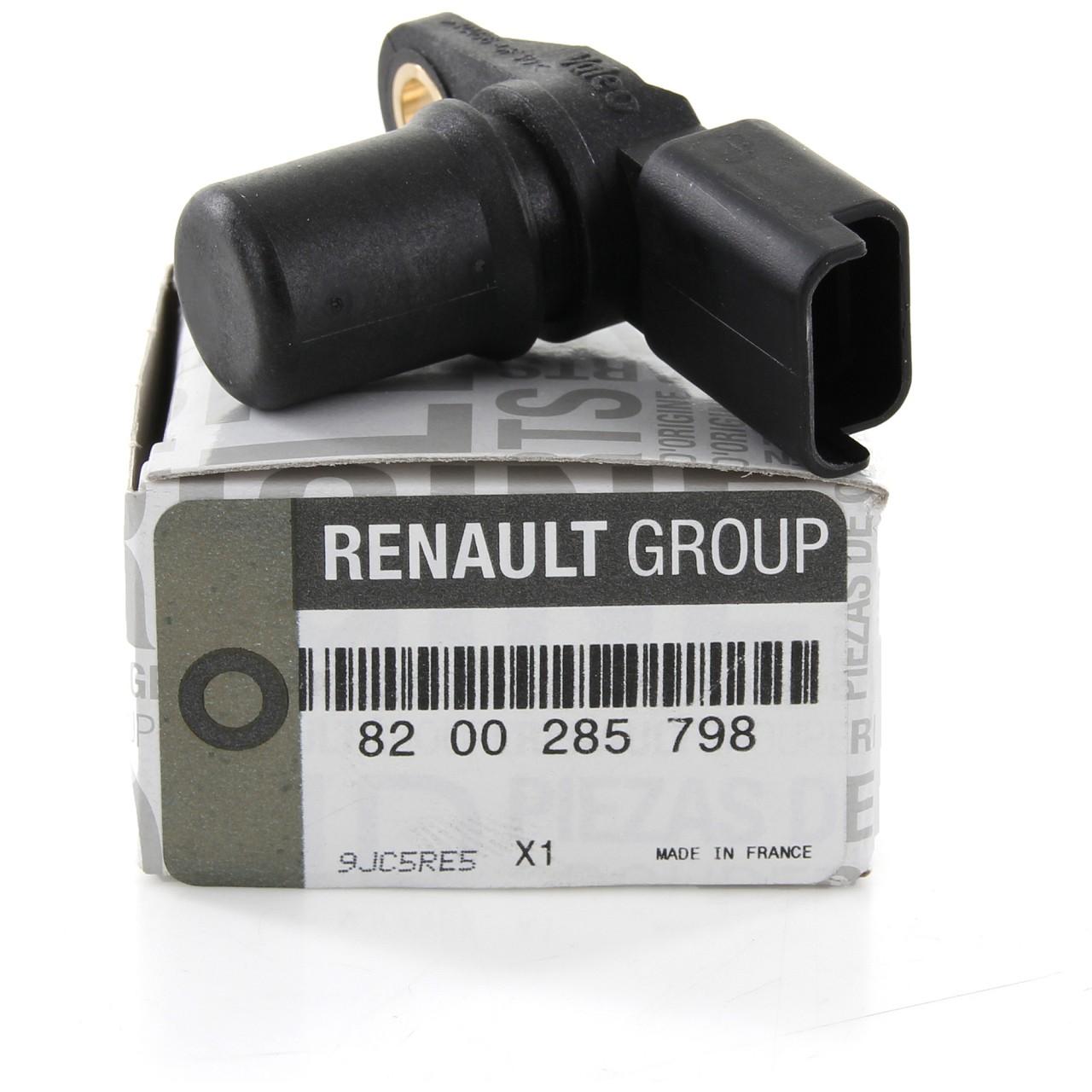ORIGINAL Renault Kurbelwellensensor Kurbelwellenposition Clio Kangoo 8200285798