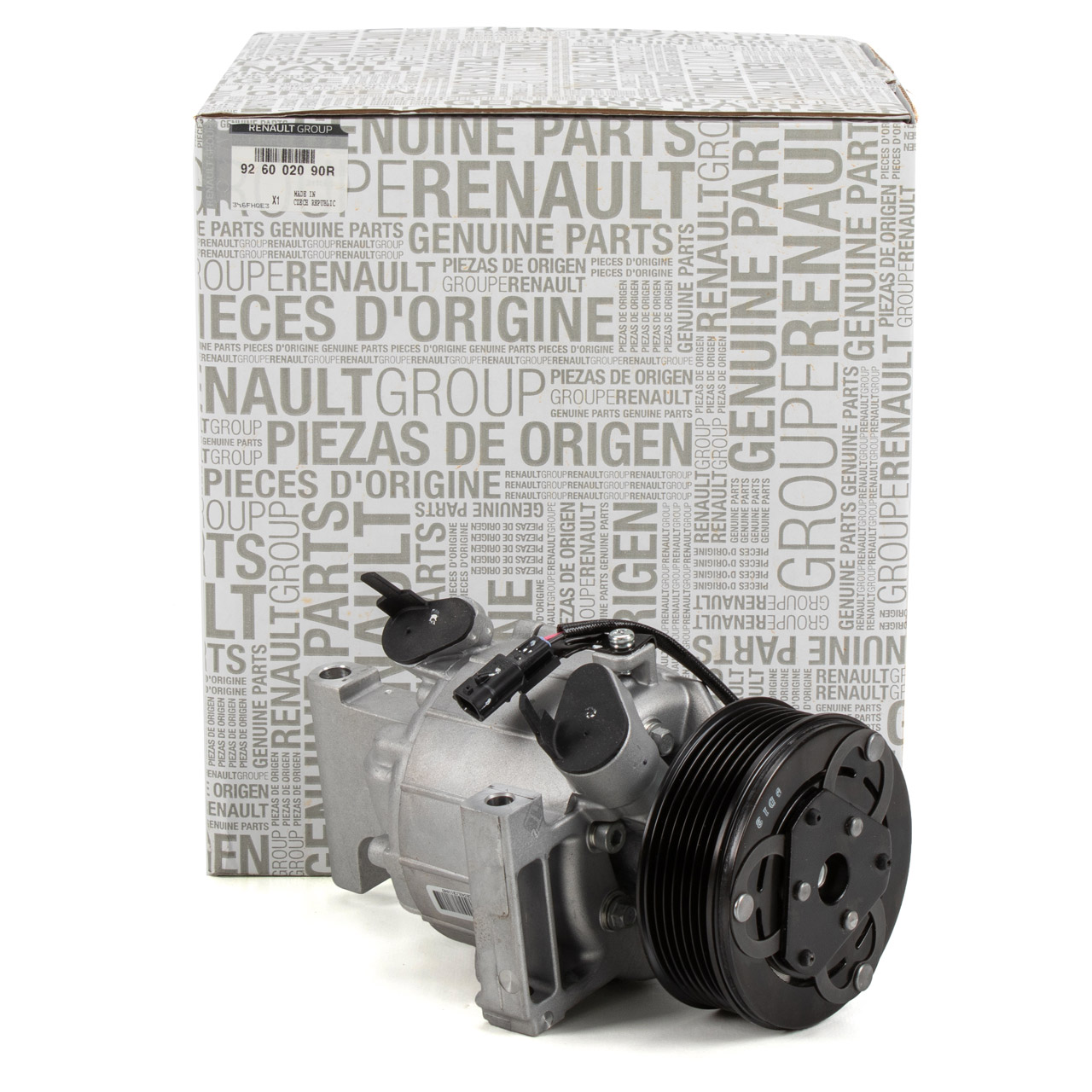 ORIGINAL Renault Kompressor Klimaanlage Twingo 3 0.9 TCe 1.0 SCe 926002090R