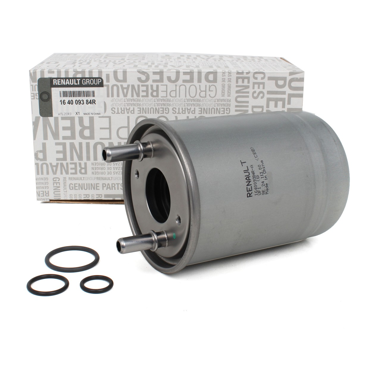 ORIGINAL Renault Kraftstofffilter Dieselfilter Fluence Megane Scenic 164009384R