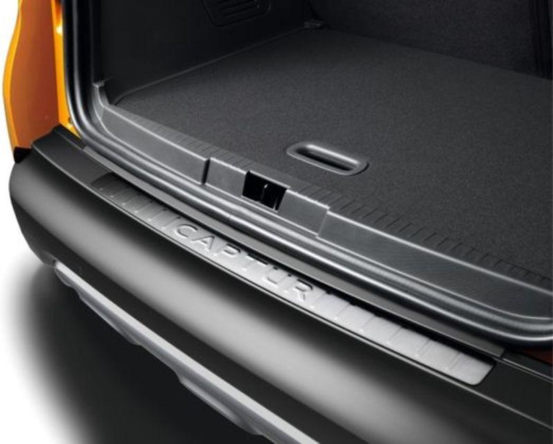 ORIGINAL Renault Ladekantenschutz EDELSTAHL 8201341755 für CAPTUR