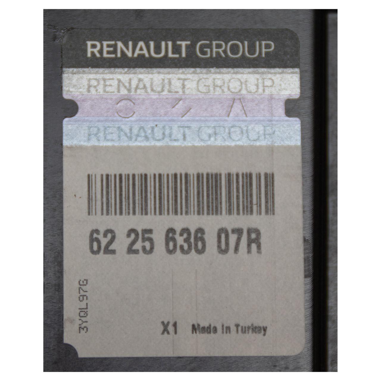 ORIGINAL Renault Stoßstange Unterbodenschutz Clio 4 vorne unten 622563607R
