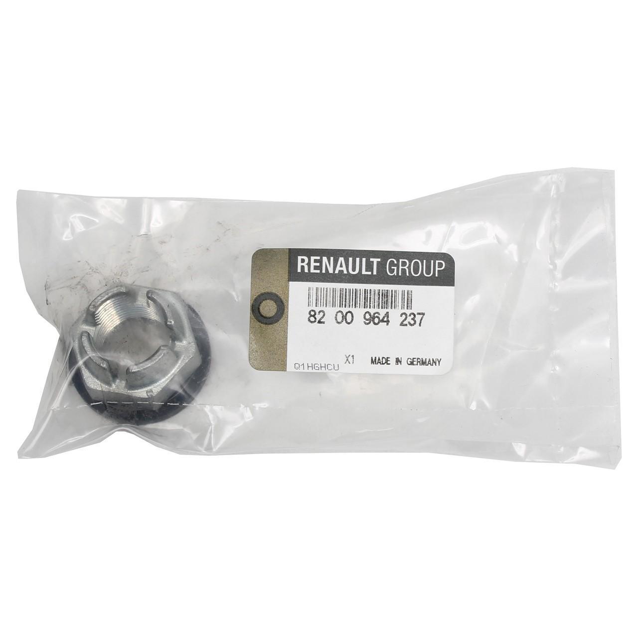 ORIGINAL Renault Mutter Gelenkwelle Antriebswelle vorne 8200964237