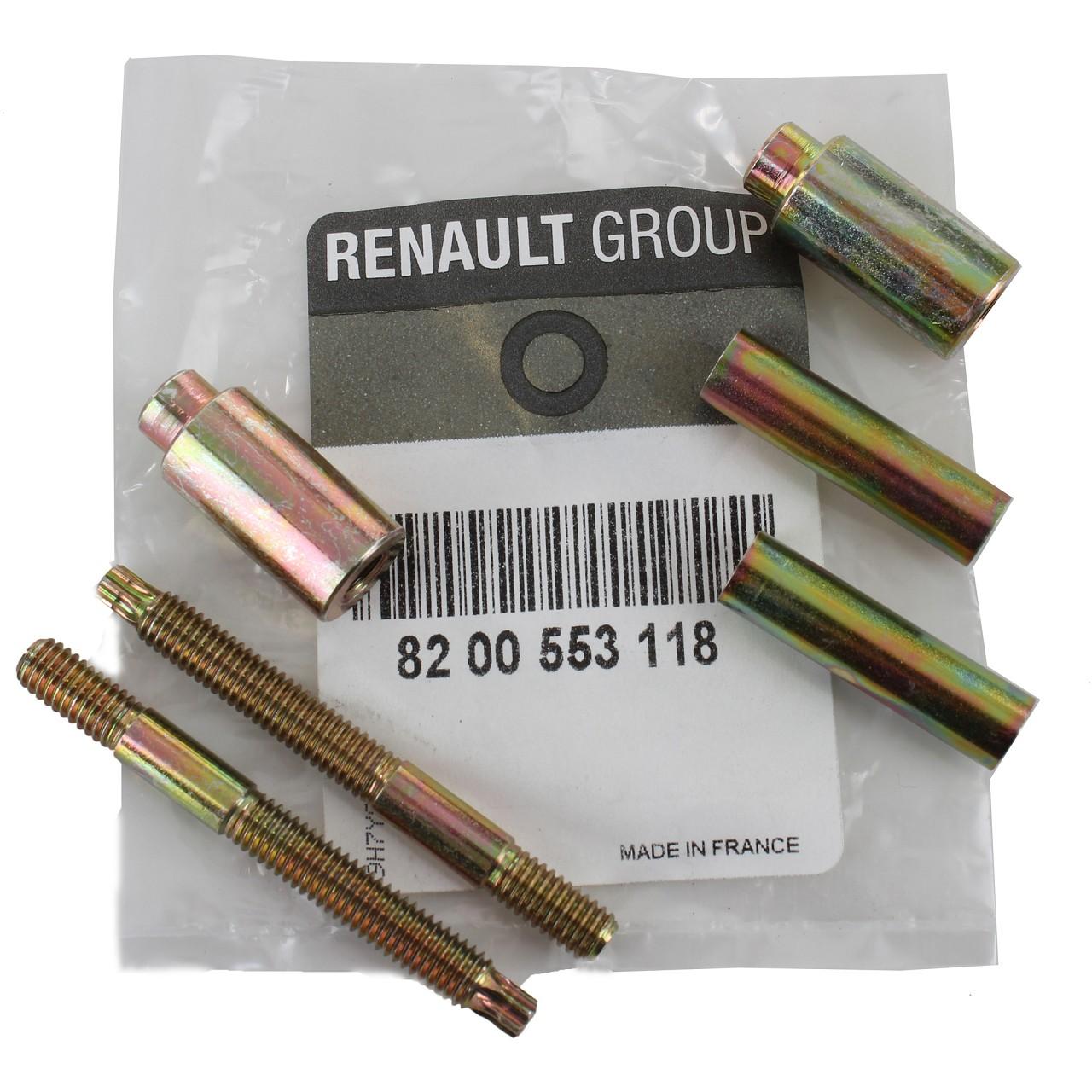 ORIGINAL Renault Halteplatte Injektor Avantime Espace Laguna Master 8200553118