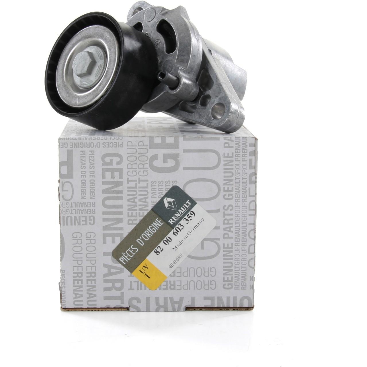 ORIGINAL Renault Riemenspanner Keilrippenriemen Clio Espace Kangoo 8200603359
