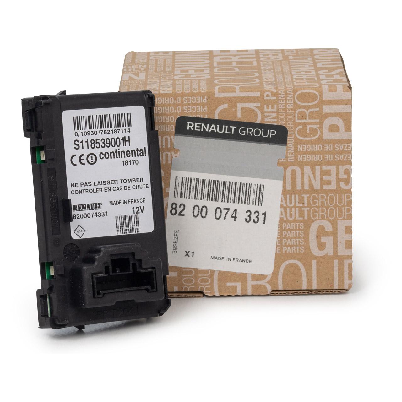 ORIGINAL Renault Kartenlesegerät Keyless entry CLIO 3 MEGANE 2 8200074331