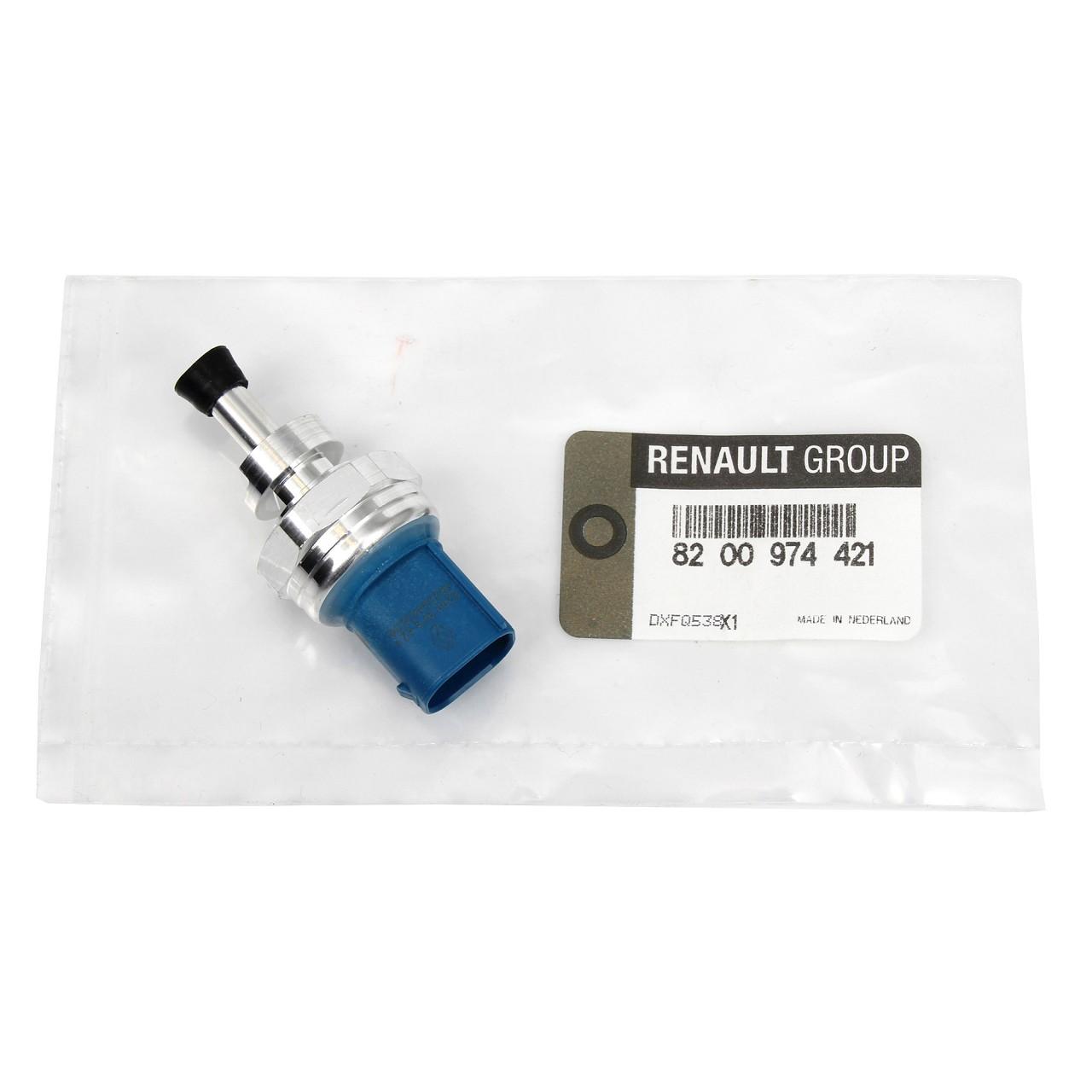ORIGINAL Renault Abgasdrucksensor Kangoo 1.5dCi Trafic III 1.6dCi 8200974421