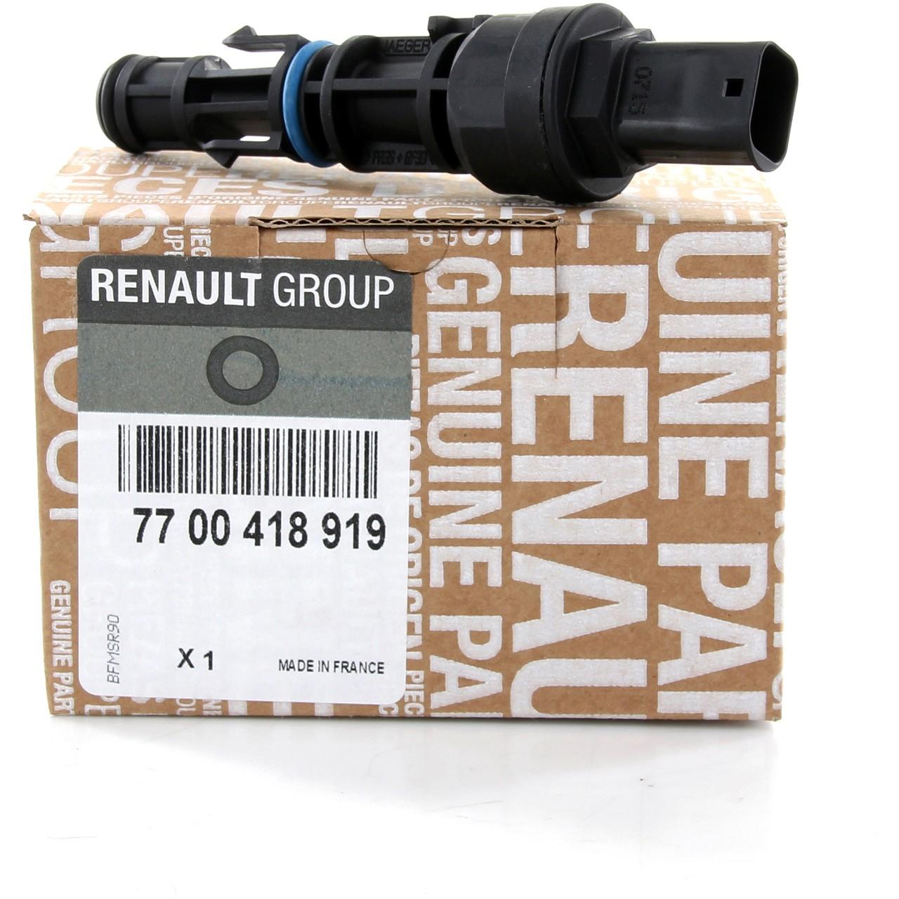 ORIGINAL Renault Tachogeber Tachosensor Geschwindigkeitssensor 7700418919