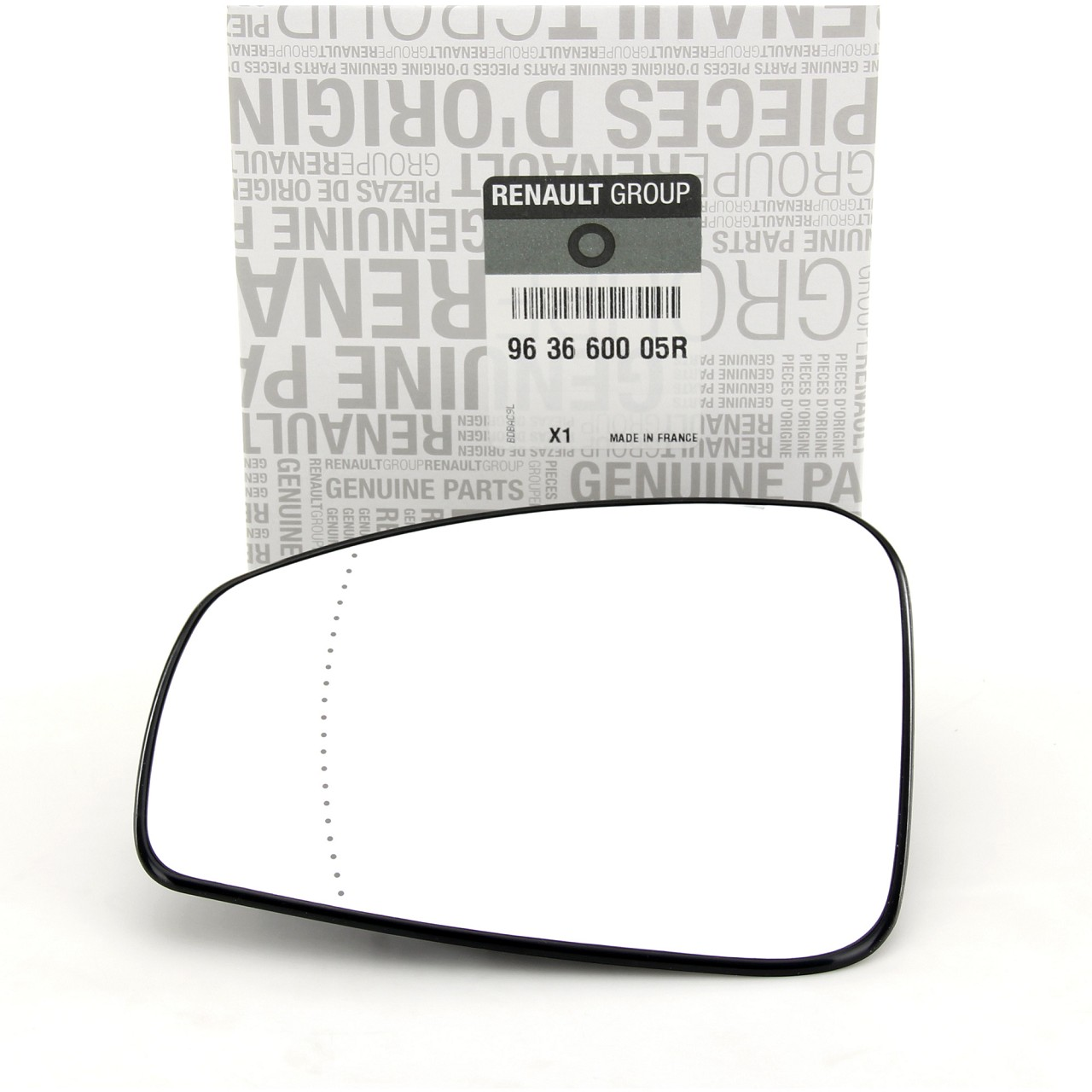 ORIGINAL Renault Außenspiegel Spiegelglas BEHEIZBAR Megane III links 963660005R