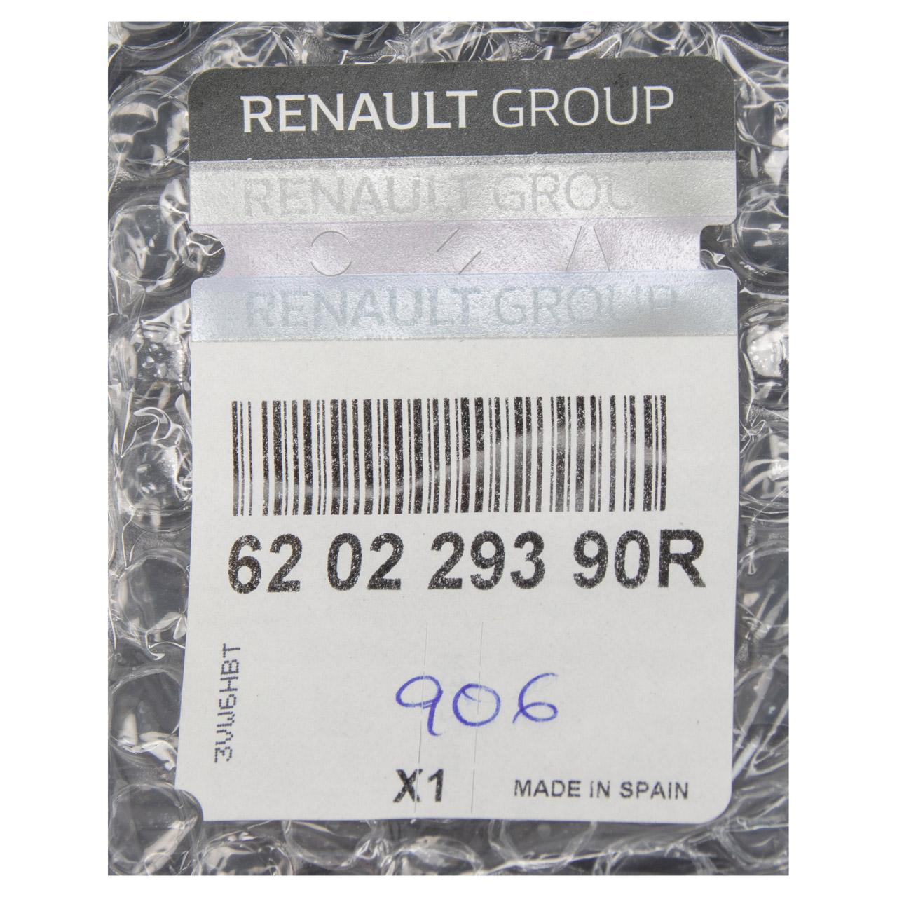 ORIGINAL Renault Stoßstange Frontverkleidung CAPTUR (J5_, H5_) 620229390R
