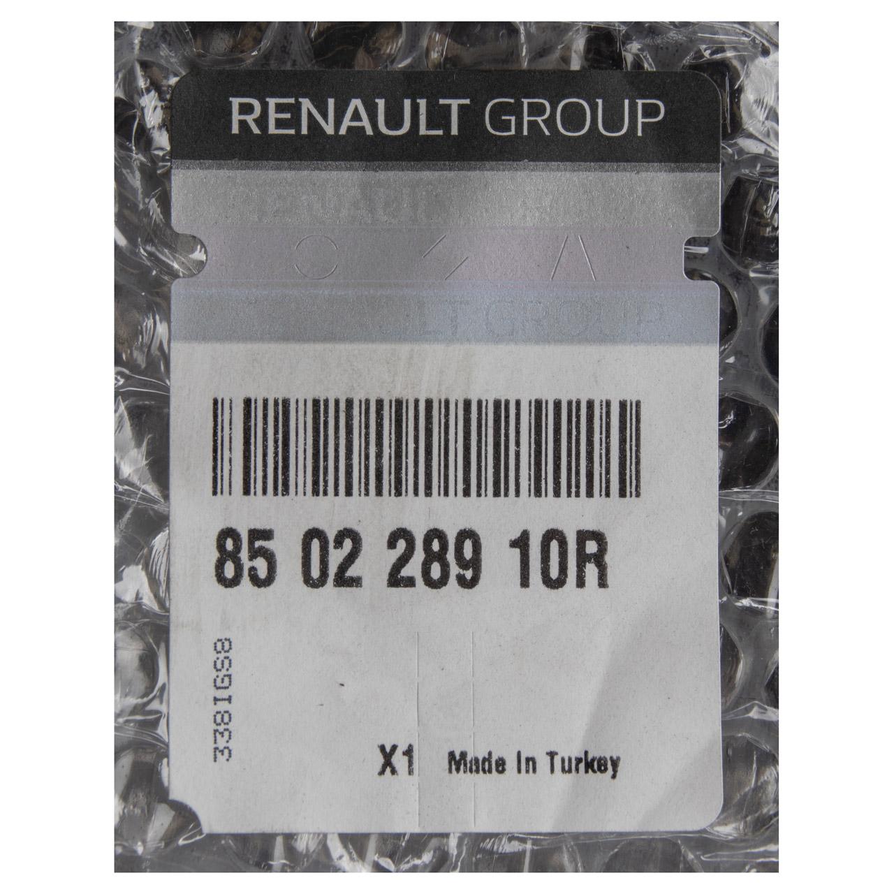 ORIGINAL Renault Stoßstange Heckstoßstange CLIO IV Grandtour (KH_) 850228910R