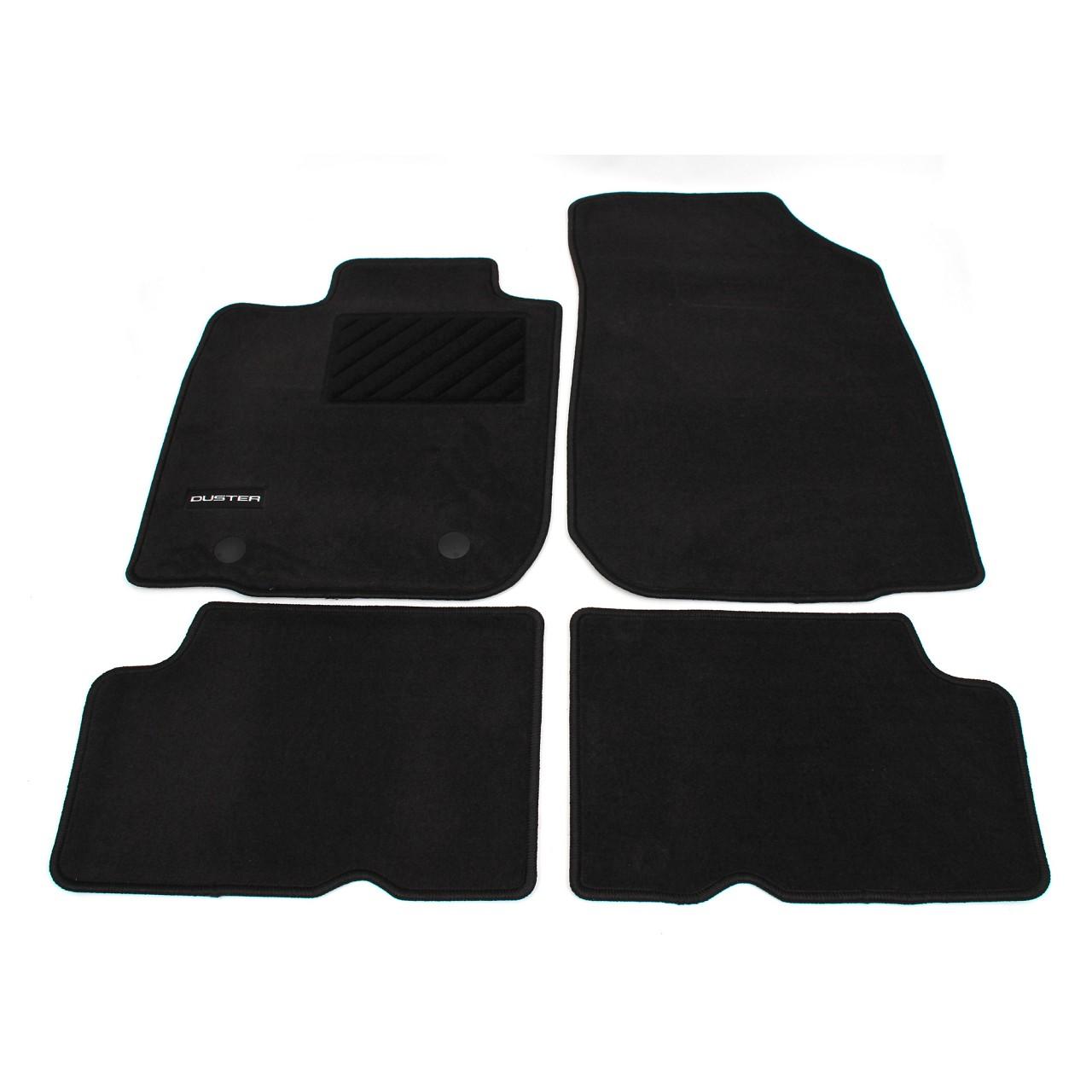 ORIGINAL Dacia Textilmatten Fußmatten Automatten Satz DUSTER 4-tlg 749027079R