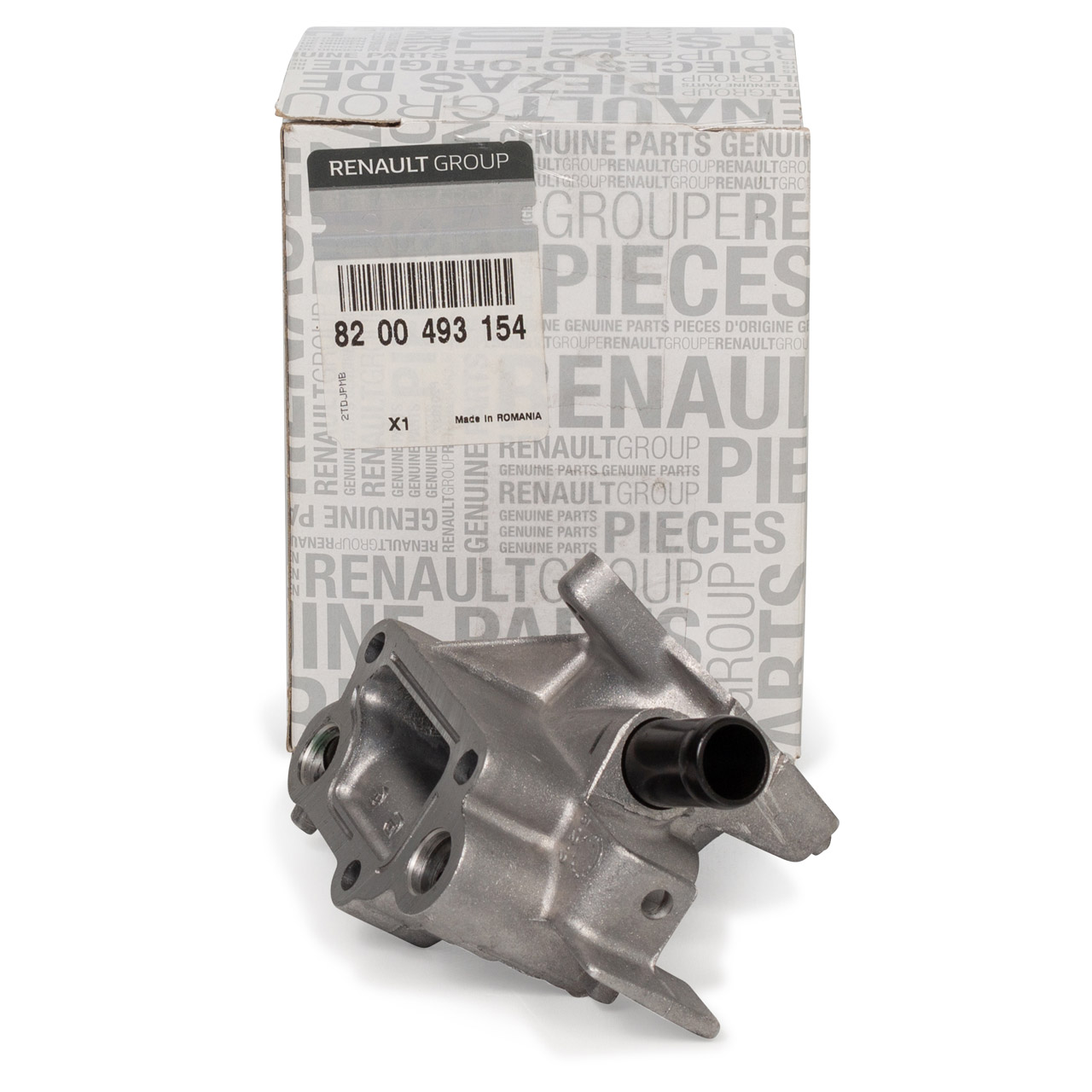 ORIGINAL Renault Thermostatgehäuse Kühlmittelflansch KANGOO 1.6 87 PS 8200493154