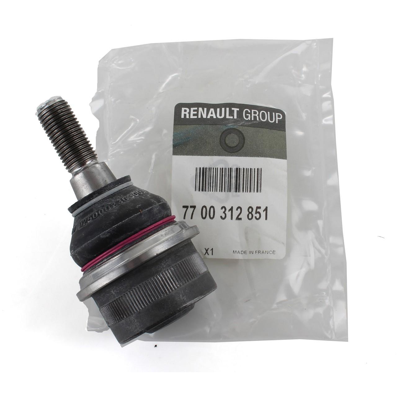 ORIGINAL Renault Traggelenk Führungsgelenk Master II vorne oben 7700312851