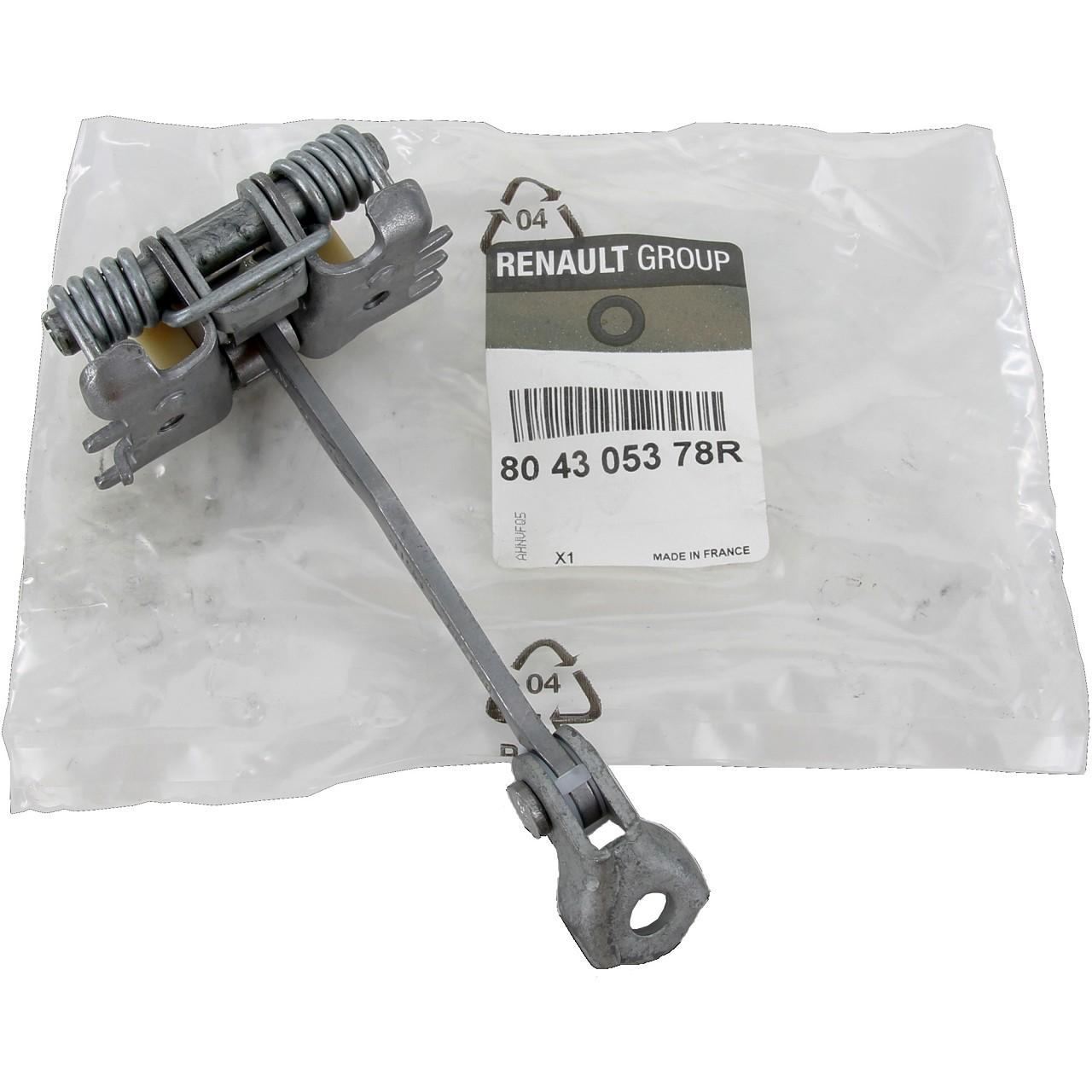 ORIGINAL Renault Türfeststeller Türsteller Türhalteband Türfangband 804305378R