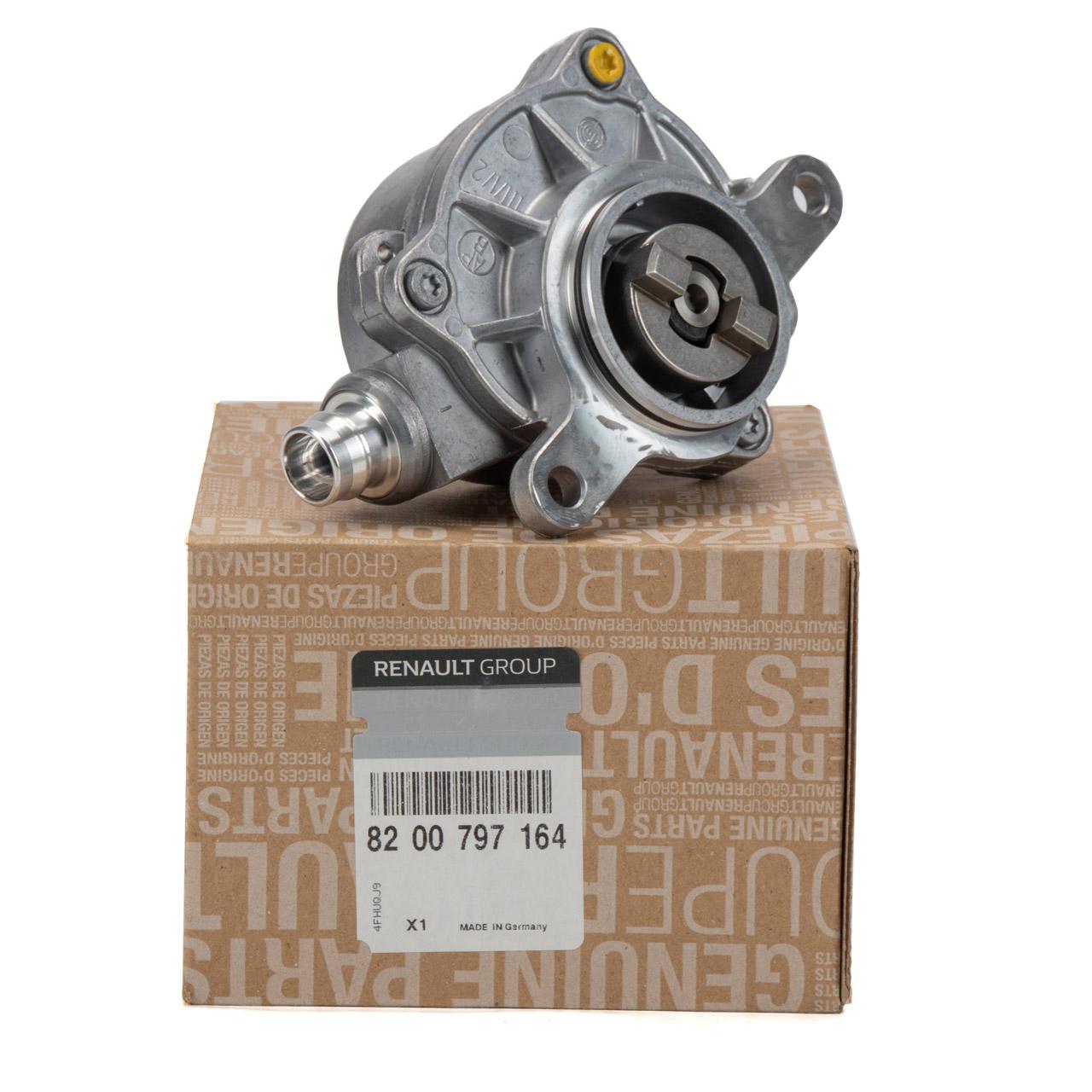 ORIGINAL Renault Unterdruckpumpe ESPACE 3 4 LAGUNA 2 2.2/2.5 dCI 8200797164