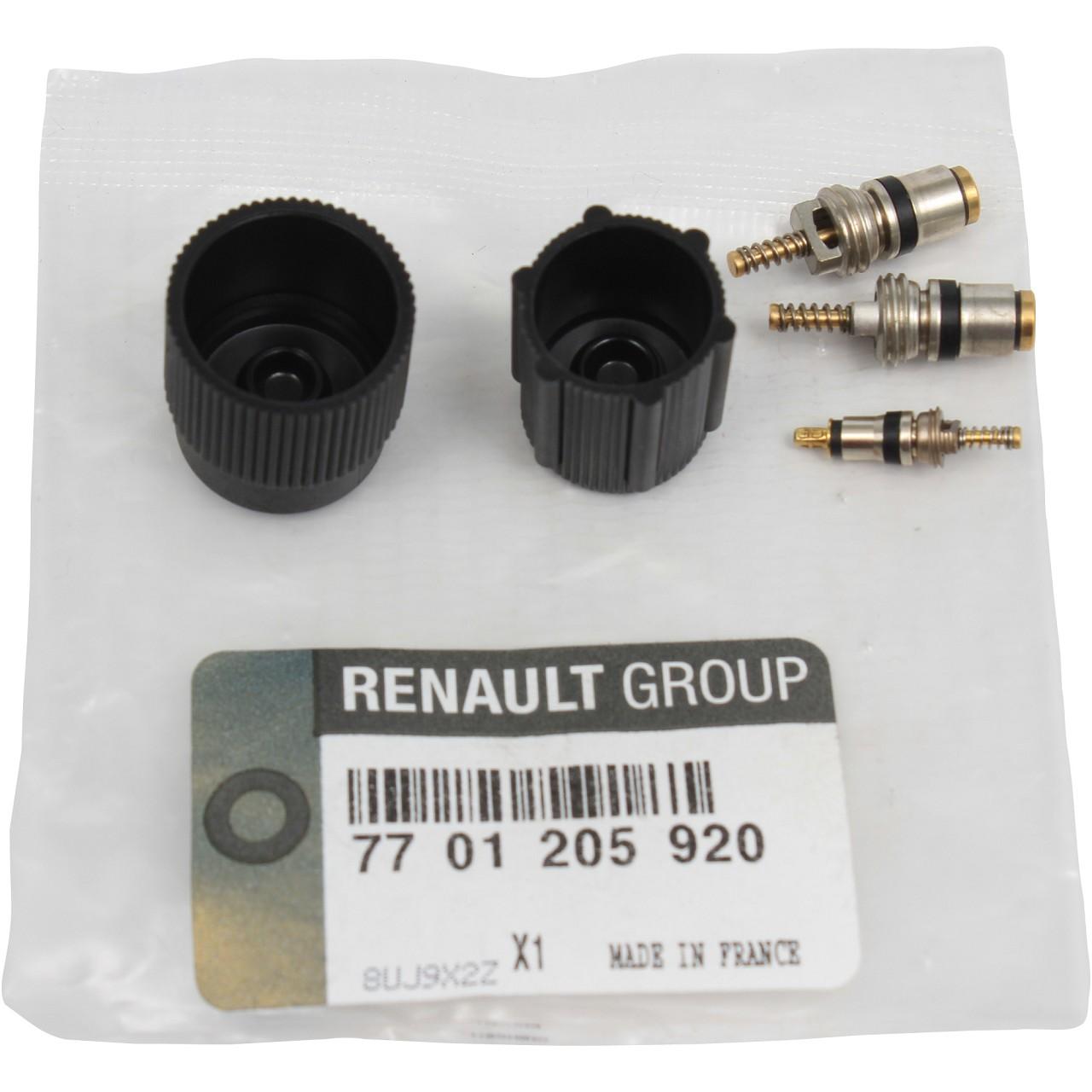 ORIGINAL Renault Ventil Klimaanlage Druckleitungsventil Kangoo 7701205920