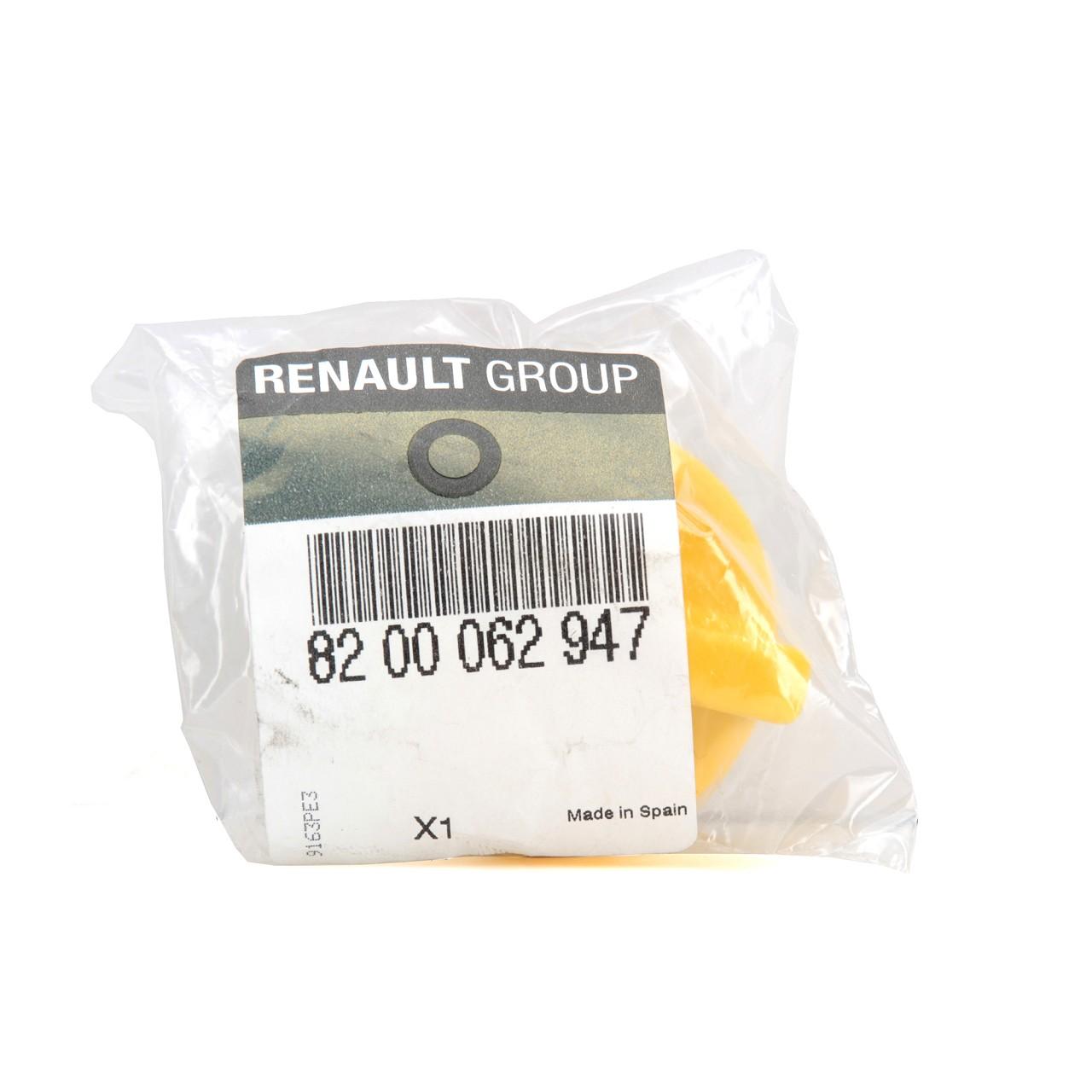 ORIGINAL Renault Ölverschlusskappe Öldeckel Ölkappe Ölverschluss 8200062947