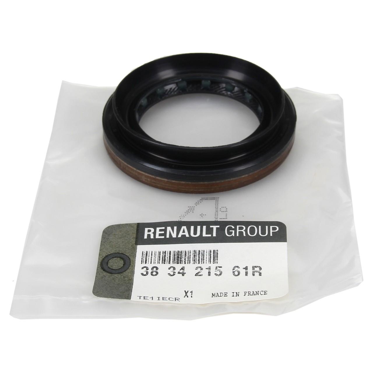 ORIGINAL Renault Wellendichtring Simmering Antriebswelle 38x59x13,7 383421561R