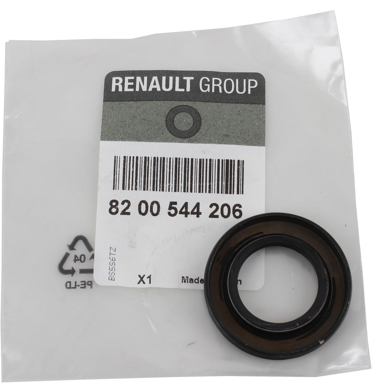 ORIGINAL Renault Wellendichtring Simmering Kurbelwelle 24,5x42x6 8200544206