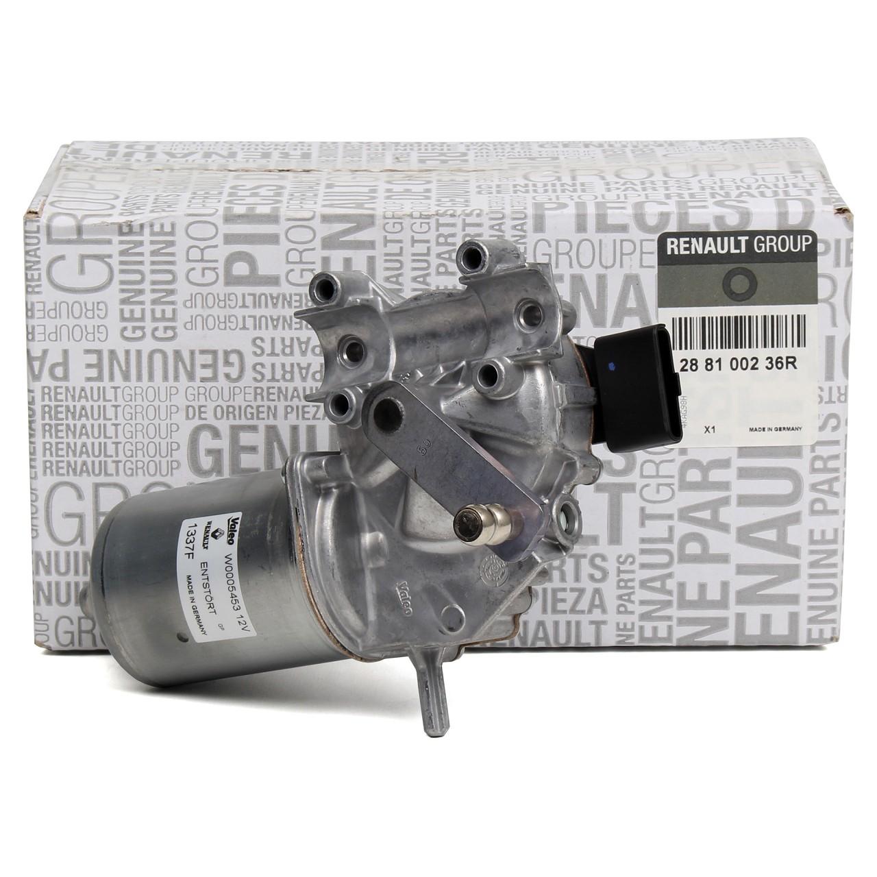 ORIGINAL Renault Wischermotor Frontwischermotor MASTER III vorne 288100236R