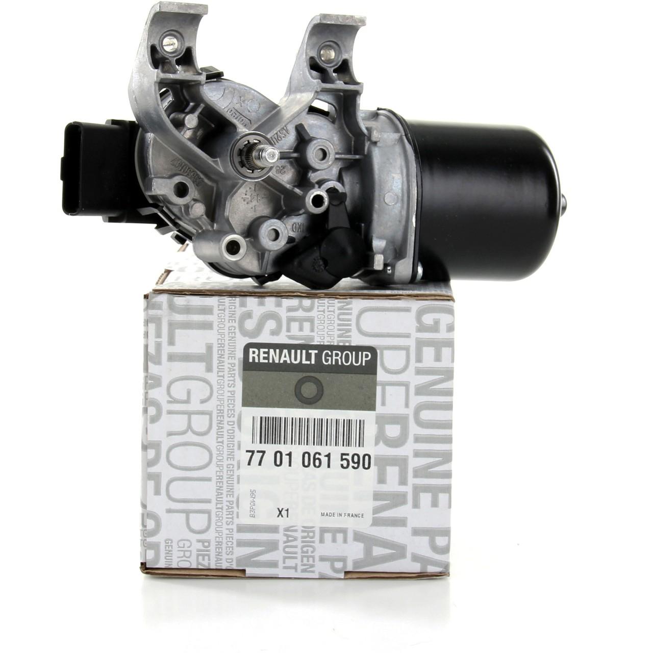 ORIGINAL Renault Frontwischermotor Wischermotor Clio III vorne 7701061590