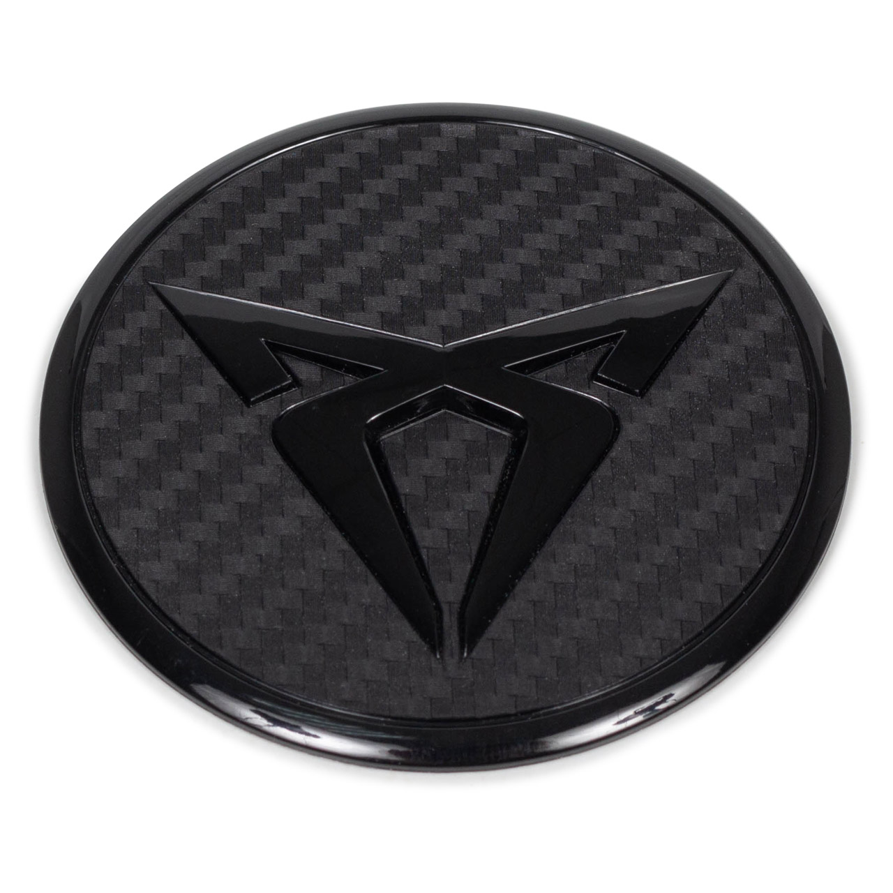 ORIGINAL SEAT CUBRA Emblem Logo Zeichen Motorabdeckung Ateca KH 575103940