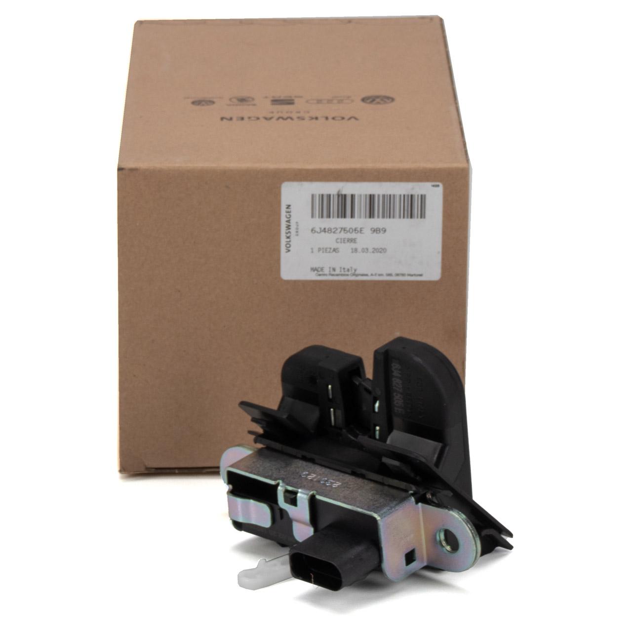 ORIGINAL SEAT Heckklappengriff Ibiza 4 (6J5, 6P1) PR-K8G 5-Türer 6J4827505E9B9