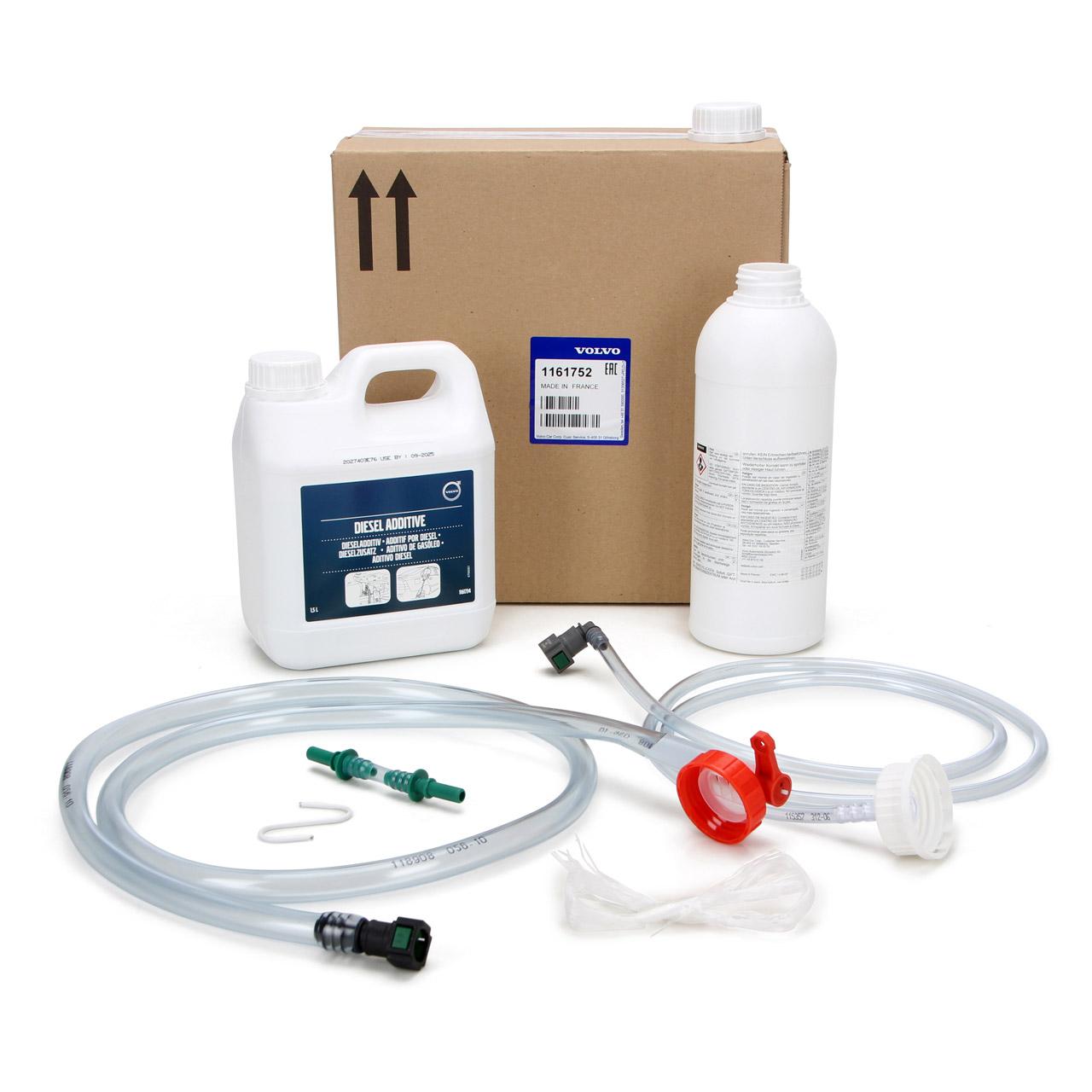 ORIGINAL Volvo Additiv Kit Partikelfilter für ADM-Modul 1.5L 1.5 Liter 1161752