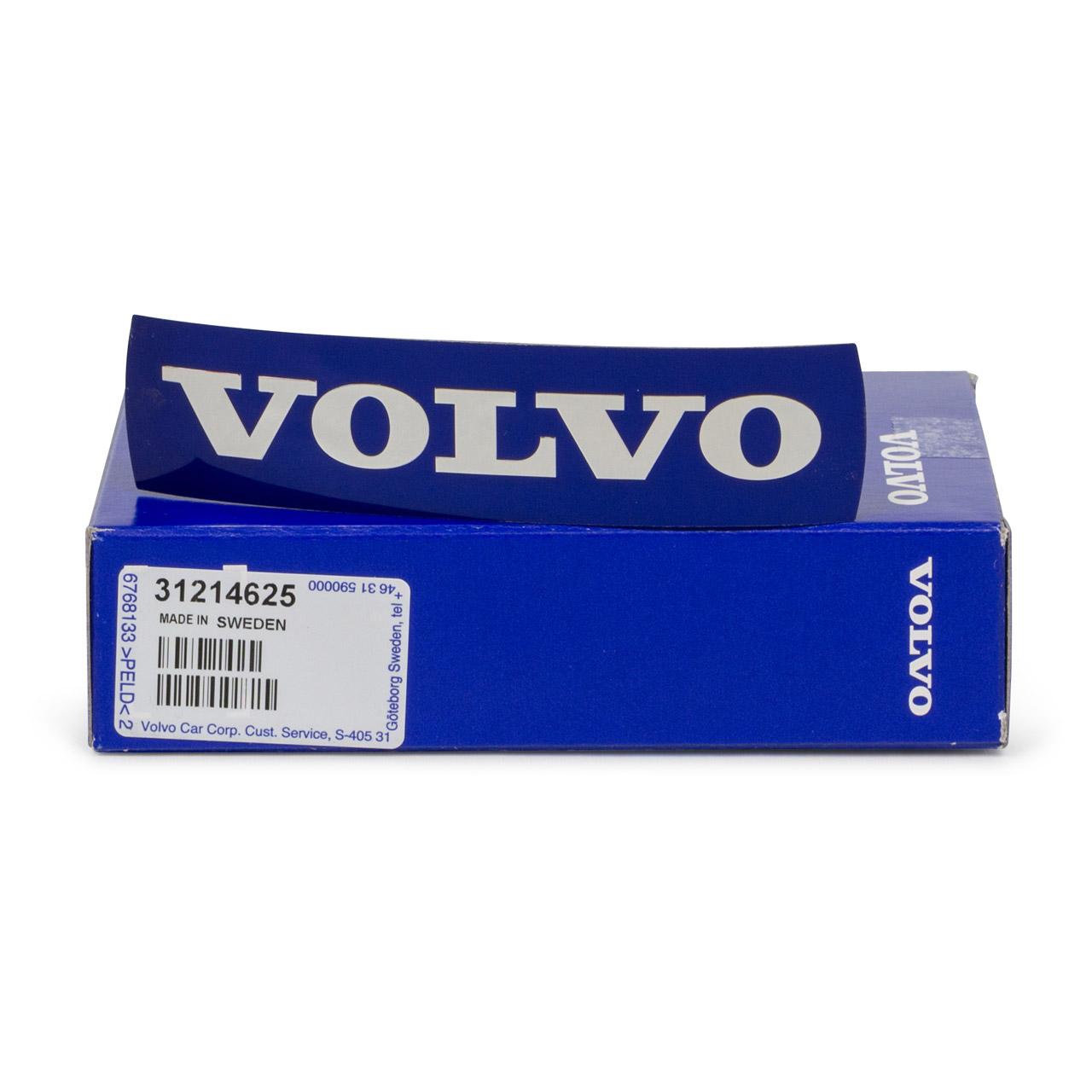 ORIGINAL Volvo Emblem Logo Kühlergrill C30 C70 II S40 II S60 II S80 II 31214625