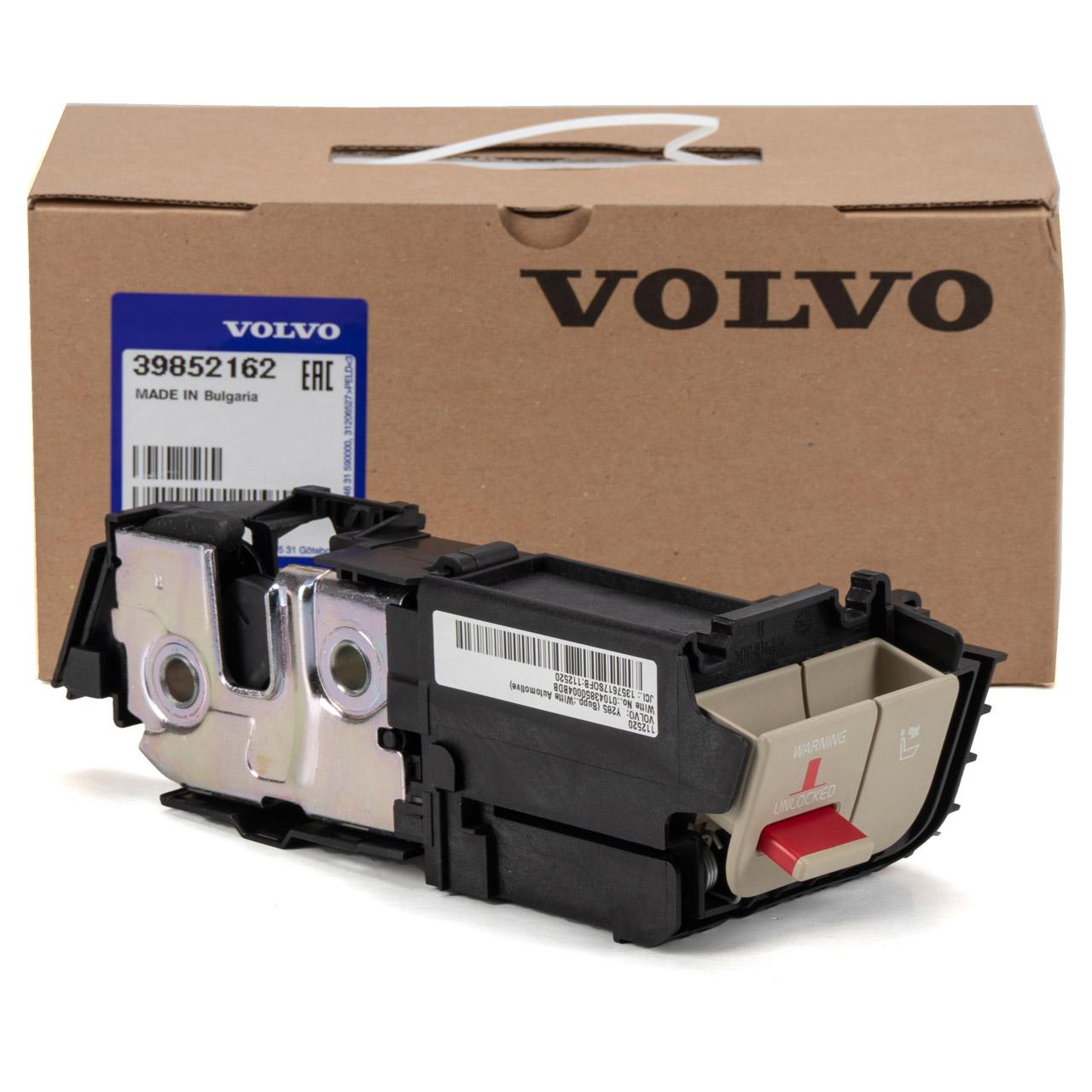 ORIGINAL Volvo Stellelement Sitzlehnenverstellung V60 I V70 III XC60 II XC70 II 39852162
