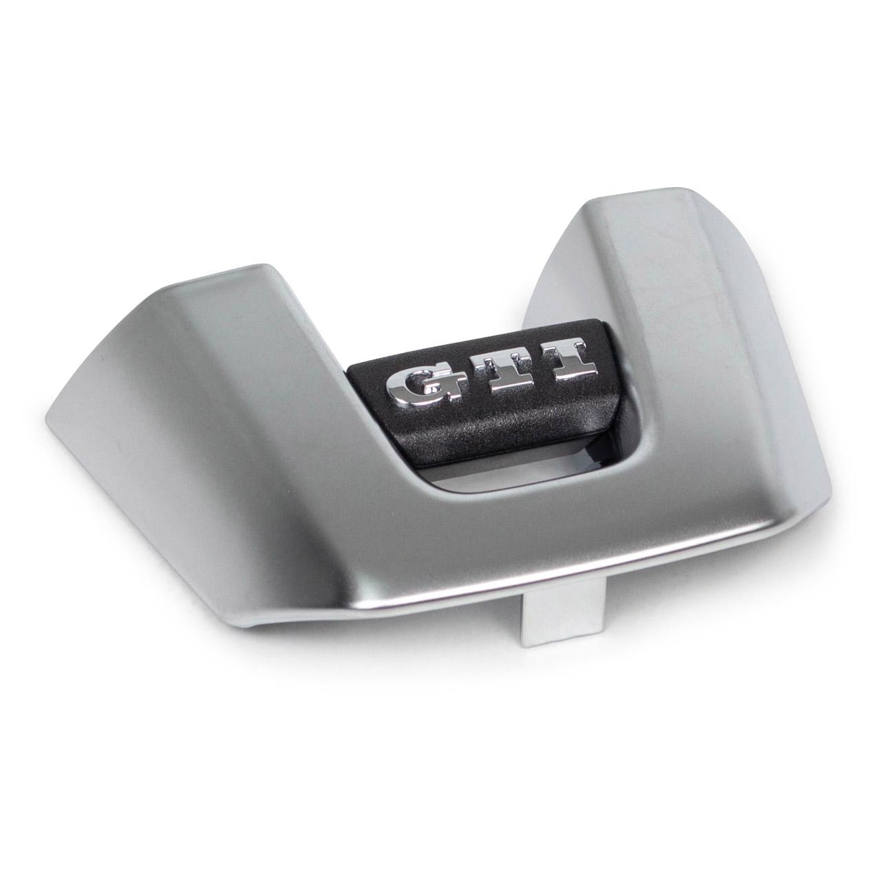 ORIGINAL VW Blende Lenkrad Satz GTI Alu Golf 6 Polo 5 6R1 6C1 5K0419685P UTF