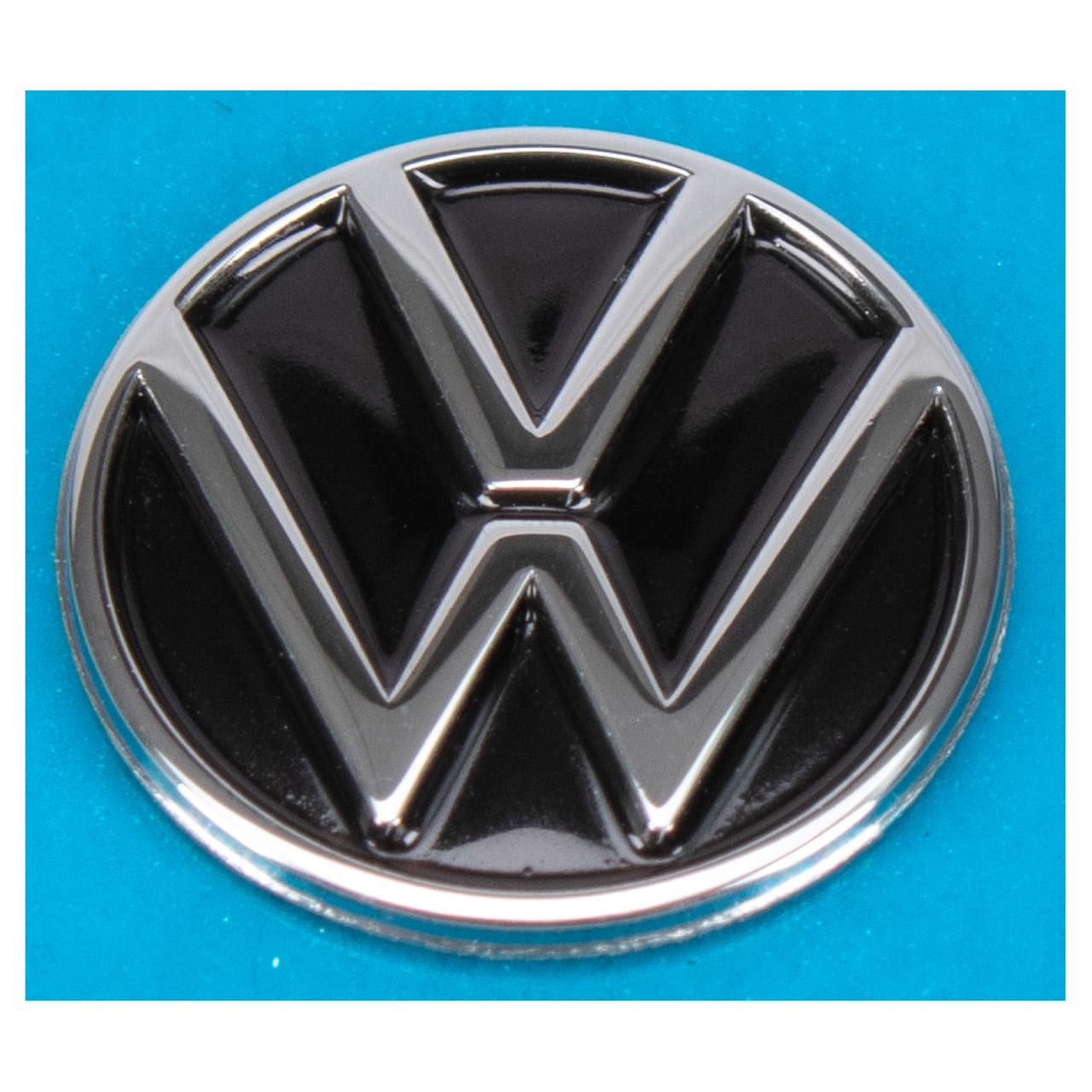 ORIGINAL VW Emblem Logo Symbol Schlüsselgehäuse Touran Polo T-Roc T6 Tiguan 3G0837891 2ZZ