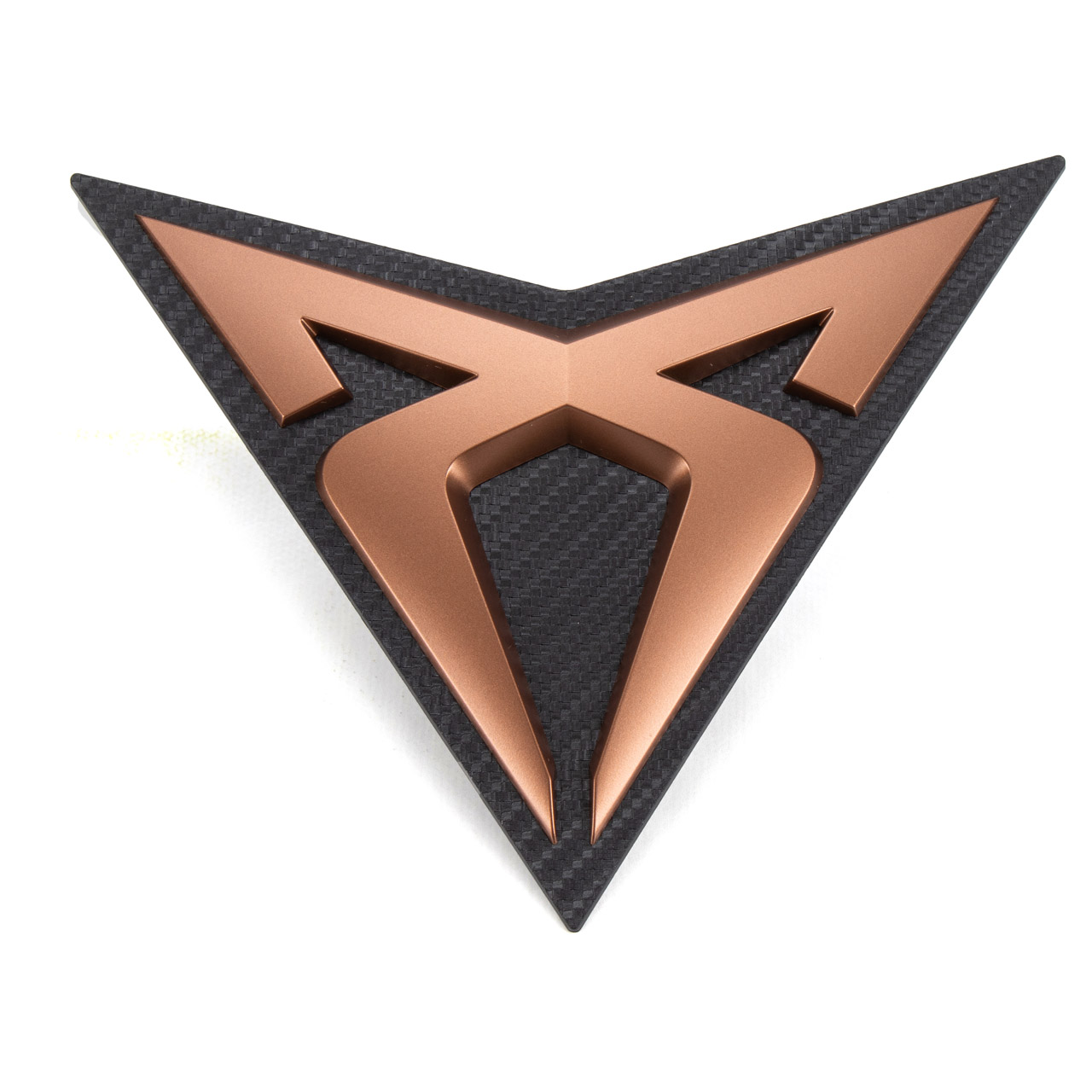 ORIGINAL SEAT CUPRA Kupfer Emblem Logo Plakette Kühlergrill Formentor 5FF853679RZH