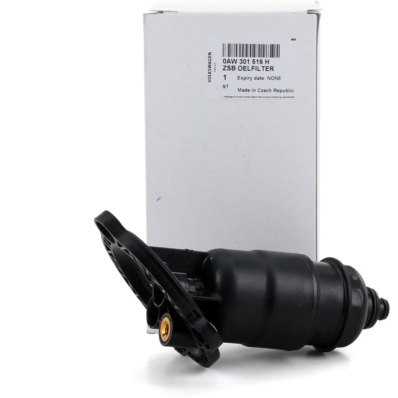 ORIGINAL Audi Getriebefilter A4 (8K B8) A5 (8T 8F) A6 A7 (4G C7) 0AW301516H