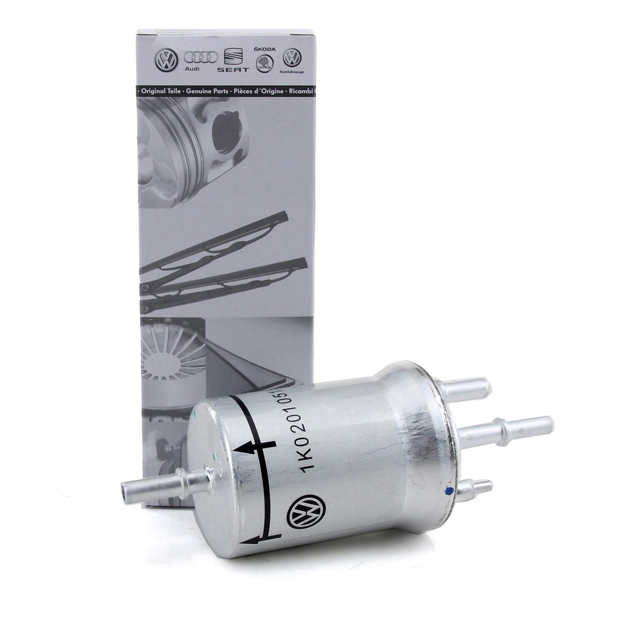 ORIGINAL Audi VW Kraftstofffilter Benzinfilter A1 A3 GOLF V VI T5 T6 1K0201051K