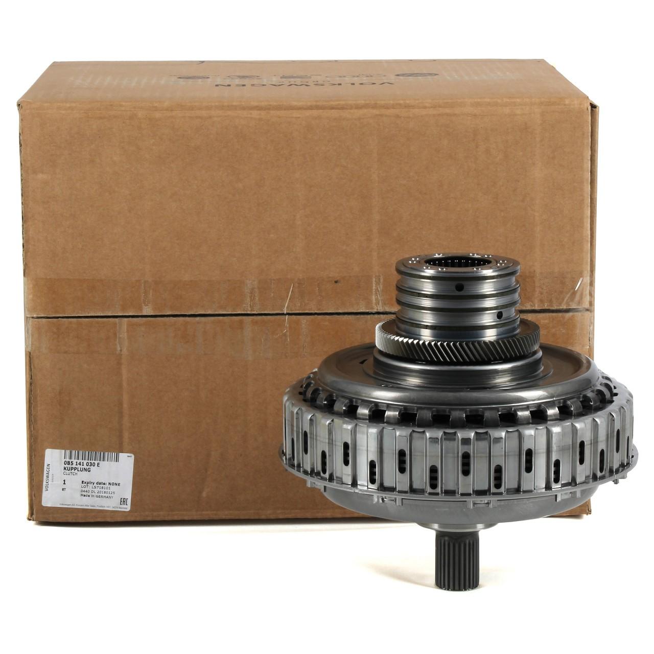 ORIGINAL Audi Mehrfachkupplung für Doppelkupplungsgetriebe 0B5141030E