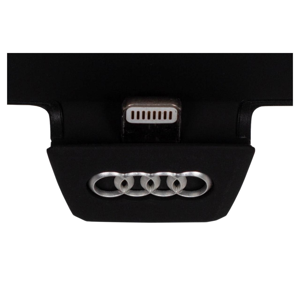 ORIGINAL Audi Ladehülle Handycover Induktive Wireless Laden iPhone 6 6s 8W0051435