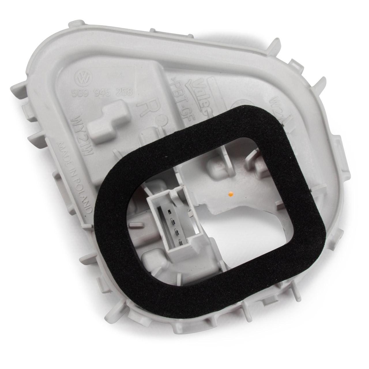 ORIGINAL VW Lampenträger Heckleuchte GOLF 7 Variant (BA5) rechts außen 5G9945258
