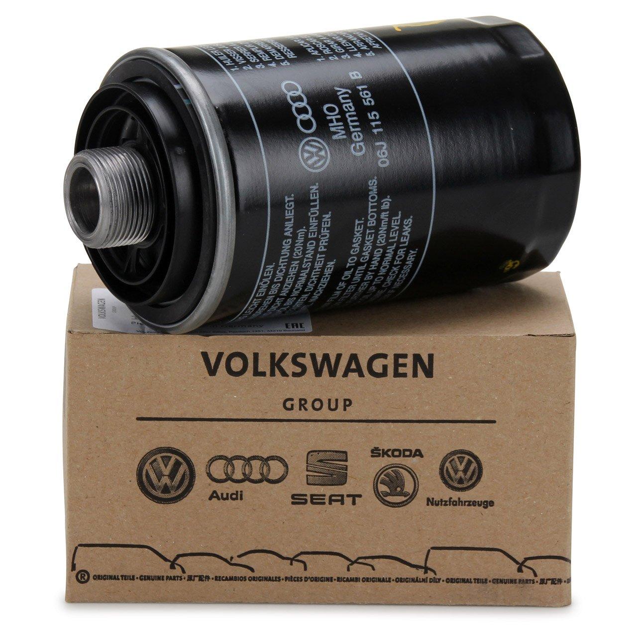 ORIGINAL Audi VW Ölfilter Motorölfilter 1.8TFSI 2.0TFSI 06J115403Q