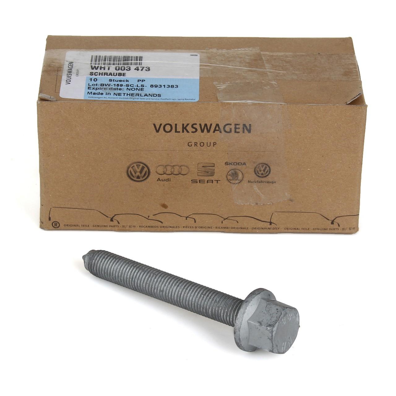 ORIGINAL VW Schraube Reserveradhalterung WHT003473 MULTIVAN TRANSPORTER T5 T6