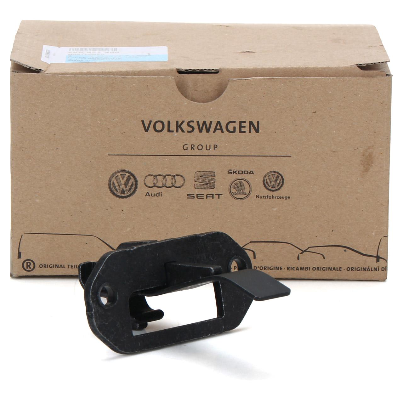 ORIGINAL VW Rastlager Scharnier Türfeststeller Caddy 3 4 mit Flügeltür 2K5827455