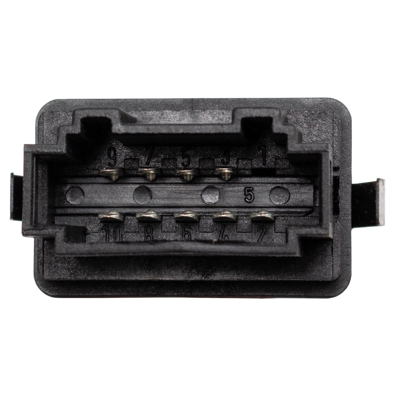ORIGINAL Audi Warnblinkschalter Warnlichtschalter Warnblinker TT 8N 8N0941509B