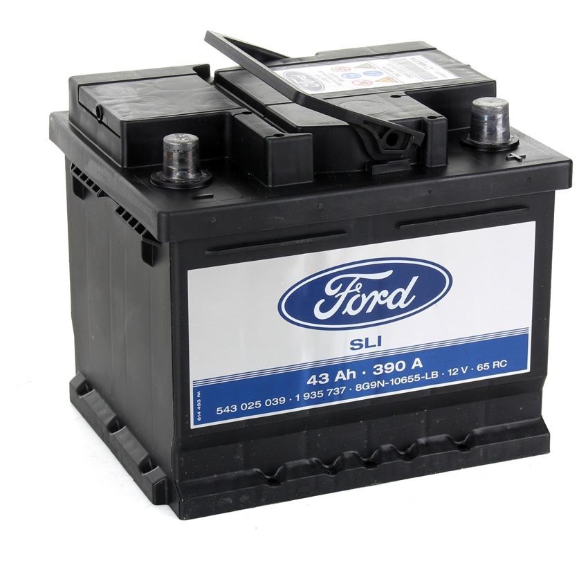 Original Ford Autobatterie
